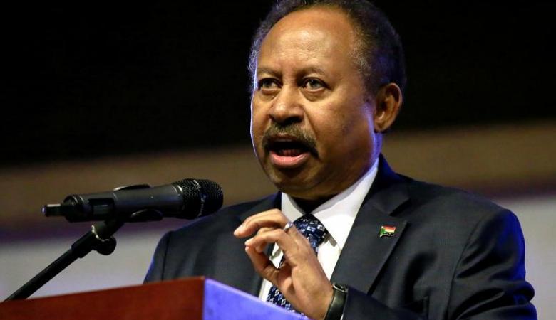 رئيس الوزراء السوداني يطالب برفع اسم بلاده من قائمة الارهاب