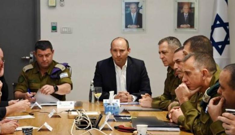 تغييرات بهيئة أركان جيش الاحتلال في إطار خطة جديدة
