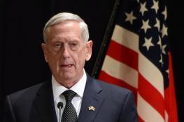 وزير الدفاع الامريكي : كوريا الشمالية تشكل نهديداً للعالم بأسره