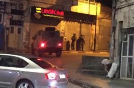 قوات معززة من جيش الاحتلال تقتحم وسط رام الله
