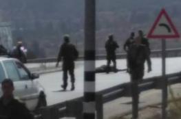 استقرار الحالة الصحية لأسير اطلق الاحتلال النار عليه جنوب بيت لحم