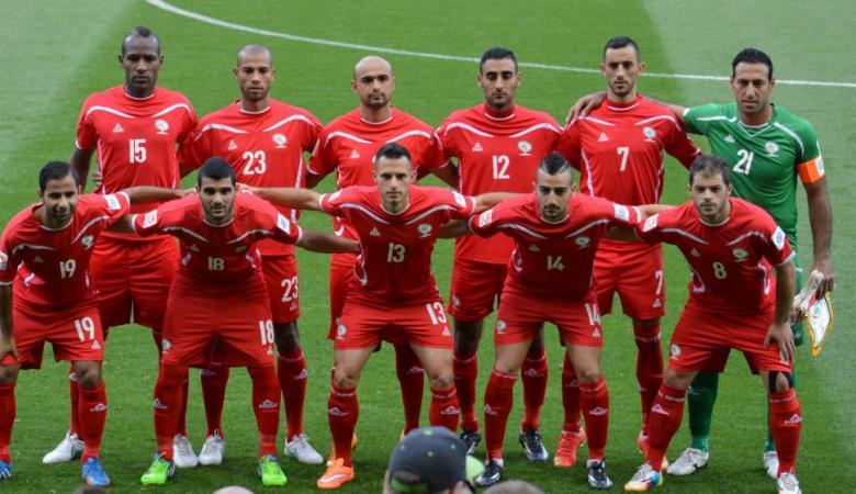الفدائي الفلسطيني امام مباراة هامة اليوم