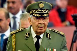 شاهد ..تشييع جثمان رئيس الاركان الجزائري