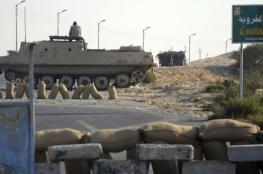 احباط هجوم على حاجز أمني شمال سيناء