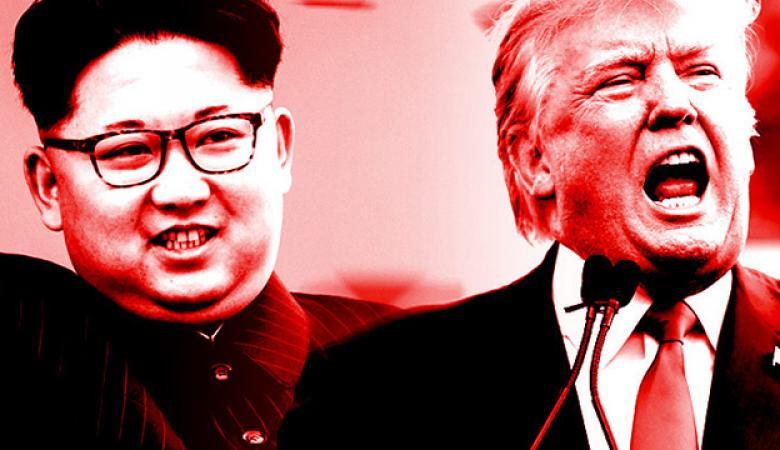 كوريا الشمالية : سنسوي خلافنا مع ترامب بوابل من النيران