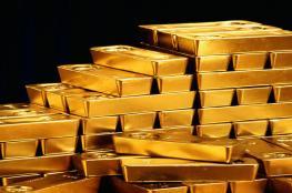 هبوط على أسعار الذهب