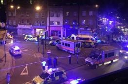 هجوم جديد على مسجد وسط لندن