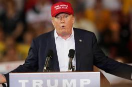 ترامب يرفض الحديث عن نقل السفارة الامريكية الى القدس