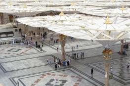 اكتمال تفويج الحجاج من المدينة إلى مكة المكرمة