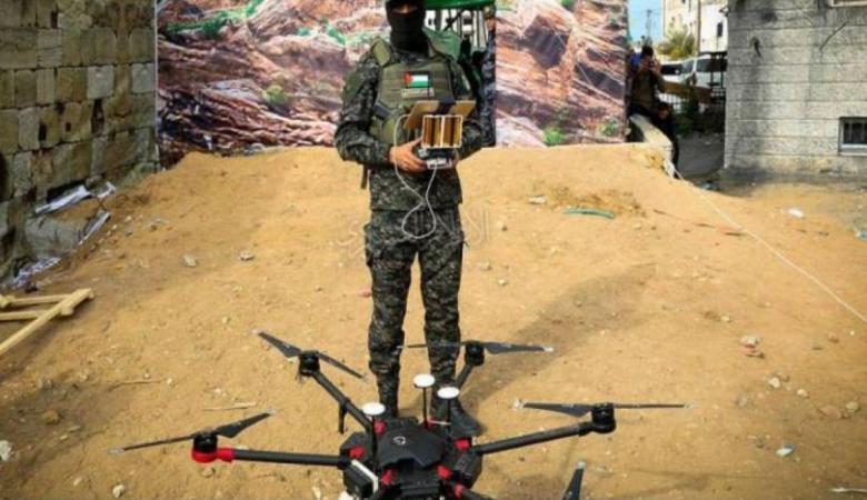 """القسام تكشف تفاصيل السيطرة على """"حوّامة"""" إسرائيلية"""