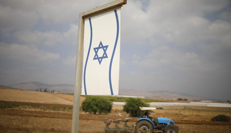 """""""اسرائيل """" تدرس تطبيق خطة الضم دون الاعتراف بدولة فلسطينية"""