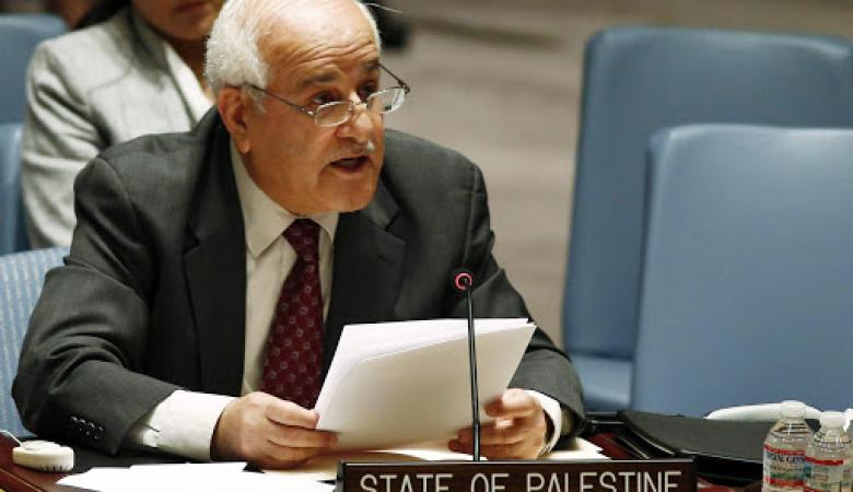 فلسطين تبعث رسائل متطابقة للأمم المتحدة حول انتهاكات الاحتلال