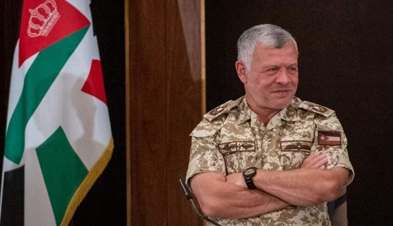 العاهل الأردني: سنبقى حريصين على حماية مصالح الفلسطينيين