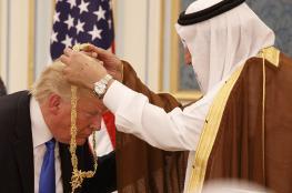 ترامب : سأتصل بالملك سلمان بشأن قضية خاشقجي
