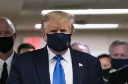 ترامب: لن أفرض ارتداء الكمامة على الامريكيين