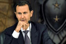 """الامارات تثني على بشار الأسد وتصفه """"بالقائد الحكيم """""""