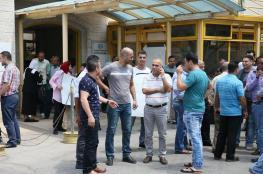 الأونروا تغلق مستشفى قلقيلية وسط رفض كبير