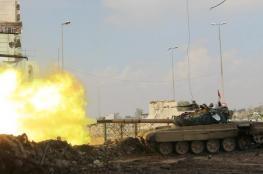 احتدام المعارك بالموصل وطيران التحالف يقتل مدنيين