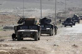 نزوح وقصف بعد اقتحام القوات العراقية لمدينة الكركوك