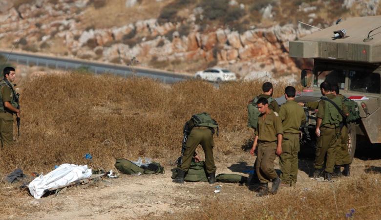 اصابة جنديين اسرائيليين بجراح في منطقة وادي الأردن