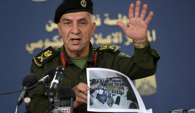 الضميري : الأمن في فلسطين يحقق ارقاما قياسية على مستوى العالم
