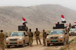 القوات العراقية تتوغل وتنشر عشرات القناصة غربي الموصل