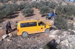 117 قتيلاً في 11 الف حادث سير بالضفة الغربية