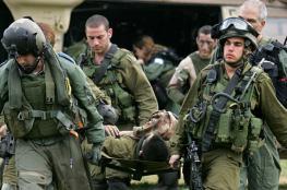 اصابة جندي اسرائيلي بجراح  خلال التدريب