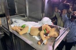 استشهاد طفلة ووالدتها الحامل في قصف إسرائيلي على غزة