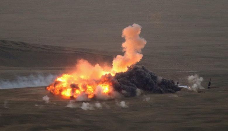 """أميركا تخطط لاجراء تجربة نووية """"نادرة """" موجهة لروسيا والصين"""