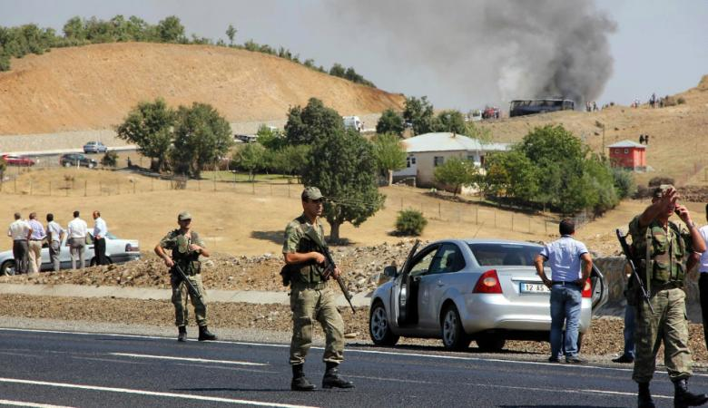 الرئيس العراقي لأردوغان : نرفض أي عملية عسكرية تركية تتجاوز الحدود