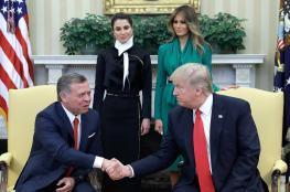 الاردن يرحب بعدم نقل ترامب السفارة الى القدس