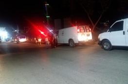 مقتل مواطن واصابة 2 آخرين في اشتباكات عائلية جنوب طوباس