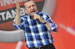 اردوغان يهاجم اوروبا : انتم تعادون  الاسلام بعد قرار حظر الحجاب
