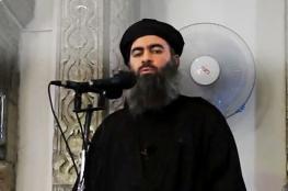 """""""البغدادي شوهد في الموصل قبل ثلاثة أيام"""""""