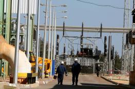 ضخ مليون لتر وقود قطري لمحطة الكهرباء بغزة