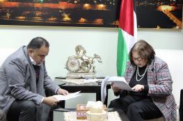 وزيرة الصحة :  مرسوم رئاسي بتخصيص قطعة أرض في الدوحة لإقامة المستشفى الهندي