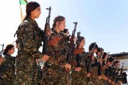 الاكراد يطالبون اميركا بالتدخل لحمايتهم من العمليات العسكرية التركية
