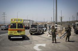 اصابة جندي اسرائيلي في عملية اطلاق نار قرب بيت لحم