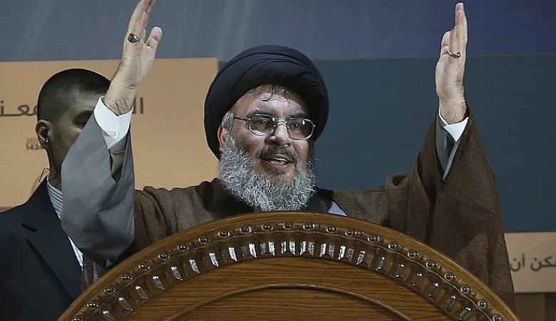 نصر الله : جميع طواغيت العالم لن يفرضوا ارادتهم على الفلسطينيين