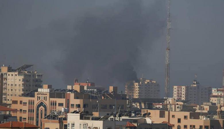 ارتفاع أعداد الشهداء في غزة إلى خمسة