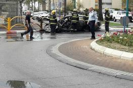 مقتل اسرائيلي واصابة 2 آخرين في انفجار بمدينة حيفا
