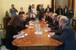 الفصائل المشاركة بحوار موسكو تؤكد تمسكها باتفاق القاهرة 2017 لإنهاء الانقسام