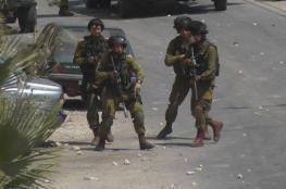 اصابة شابين برصاص الاحتلال في بيت امر شمال الخليل