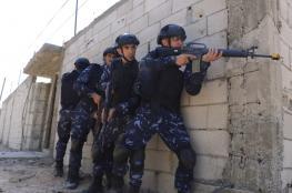 الشرطة تقبض على 8 مطلوبين في بيت لحم
