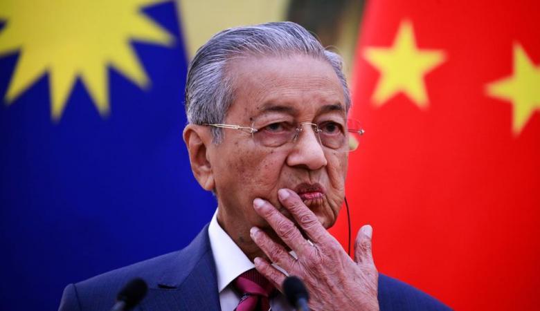 """رئيس وزراء ماليزيا : الخلاص من الارهاب بالعالم مرهون بانتهاء ما يسمى دولة """"اسرائيل """""""
