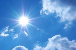حالة الطقس: الحرارة أعلى من معدلها السنوي بـ4 درجات مئوية