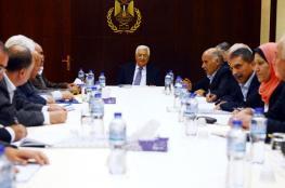 """أبو ردينة: مركزية """"فتح"""" تناقش المستجدات السياسية وملف المصالحة"""