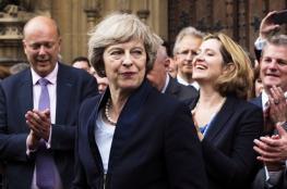 الحكومة البريطانية تنال ثقة البرلمان