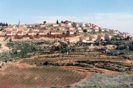 الاحتلال يبدأ بالاستيلاء على أراض جديدة في بيت لحم لصالح مستوطنة دانيال